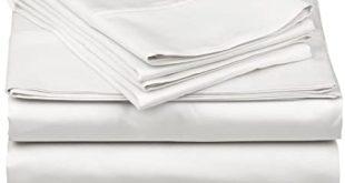 Amazon.com: True Luxury 1000-Thread-Count 100% Egyptian Cotton Bed .