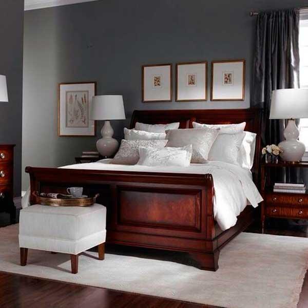 Mahogany Bedroom Furniture - Make Simple Desi