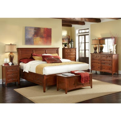 Buy Mahogany Bedroom Sets Online at Overstock | Our Best Bedroom .