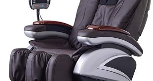 Amazon.com: Full Body Electric Shiatsu Massage Chair Recliner with .