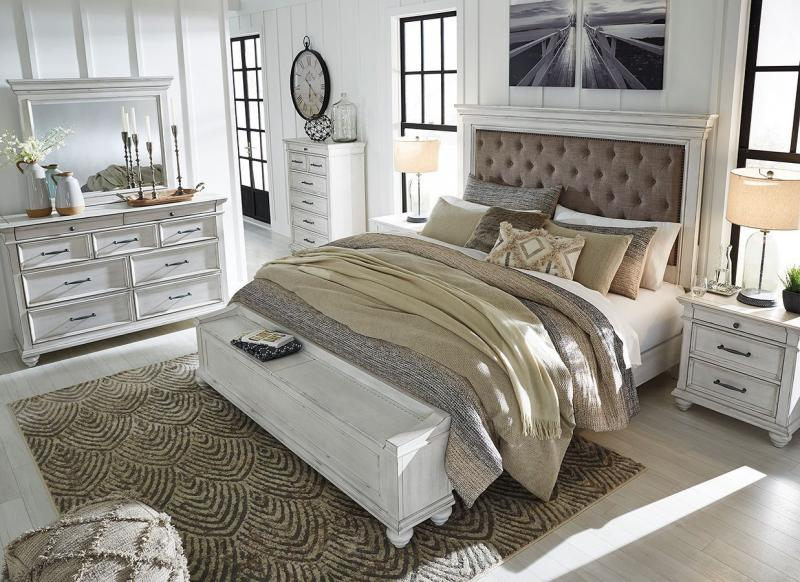 Barron's Furniture and Appliance - Master Bedroom Furnitu