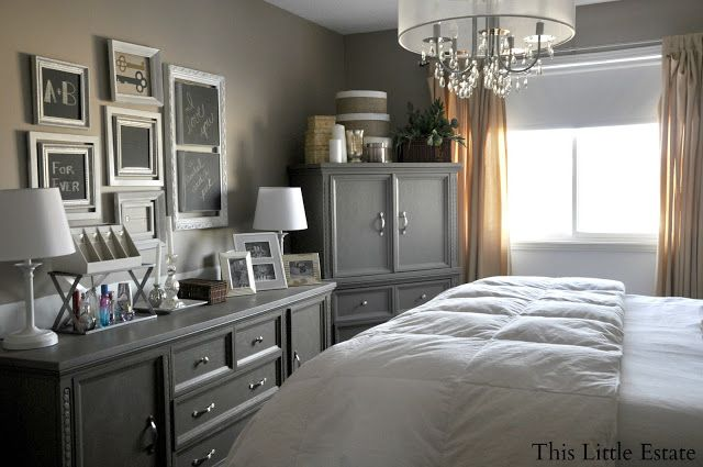 Master Bedroom Reveal (With images) | Furniture placement living .