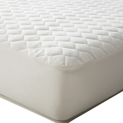 TL Care Organic Cotton Waterproof Quilted Fitted Crib Mattress .