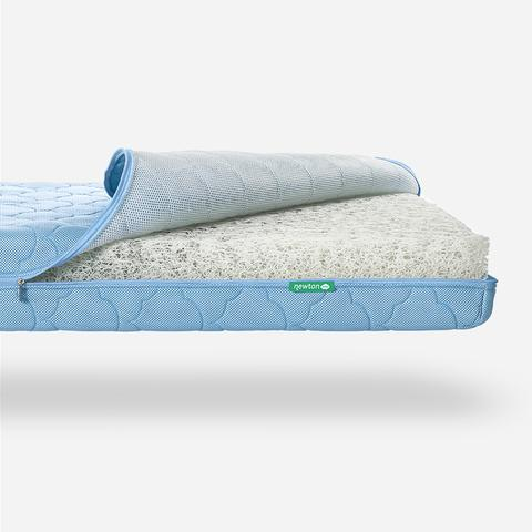 Crib Mattress Covers for Breathable Mattresses | Newton Ba