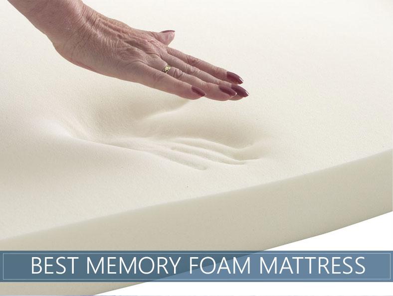 9 BEST Memory Foam Mattresses (Mar. 2020) - Our Reviews & Ratin