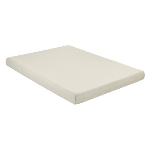 "Memoir 6"" Memory Foam Mattress With Certipur Us Certified Foam ."
