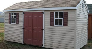 Metal Garden Sheds by Metals Direct i
