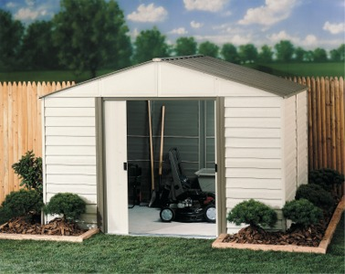 metal shed canada | Tuff Porch Shed Pla