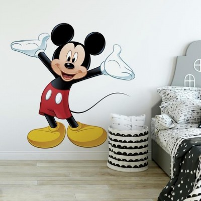 Mickey Mouse and Friends Wall Decals | RoomMat