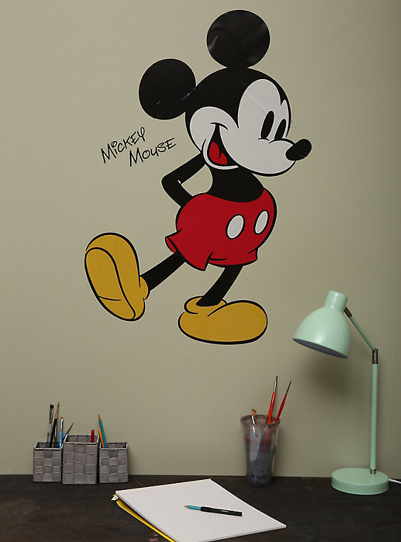 Disney Mickey Mouse Wall Deca