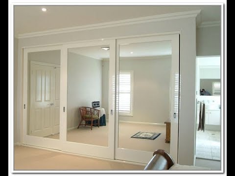 Mirror Closet Sliding Door - YouTu