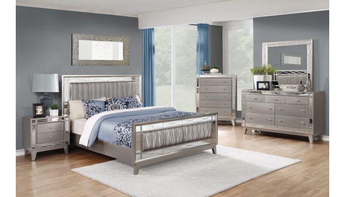 Brazia Mirrored Bedroom Furnitu