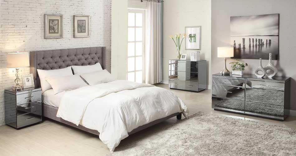 mirrored bedroom vanity bedroom furniture suitable with bassett .