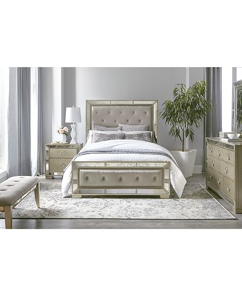 Furniture Ailey Bedroom Furniture Collection & Reviews - Furniture .