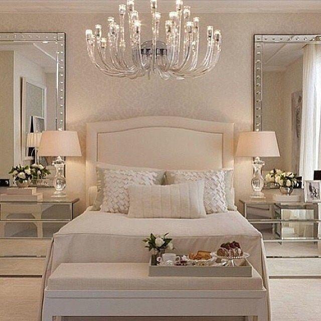Luxury mirrored bedroom furniture | Hawk Hav