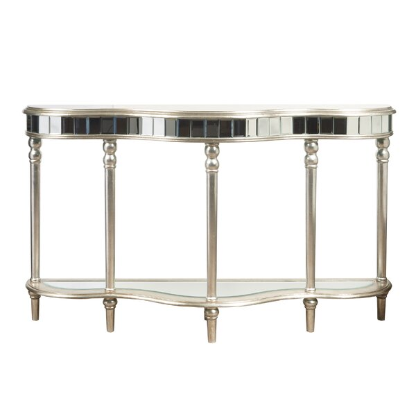 Mirrored Console Tables For Your Signature Style | Joss & Ma