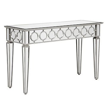 Mirrored Console Table | Contemporary & Classy | Z Galler