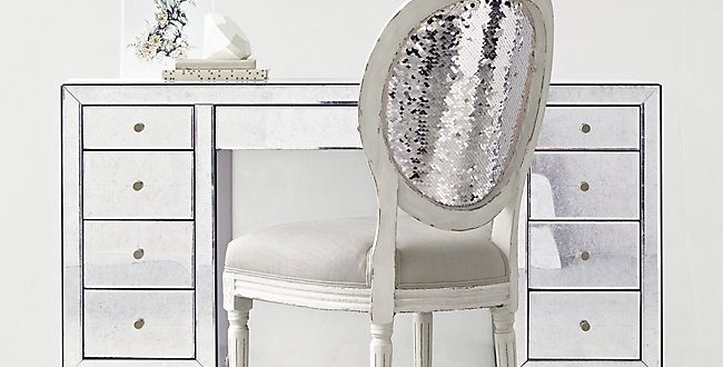 Beaumont Mirrored Storage De