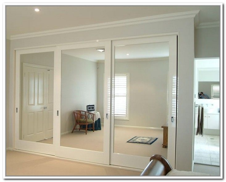 MIRRORED CLOSET DOORS SLIDING: WAYS TO ENLARGE AND BRIGHTEN YOUR .