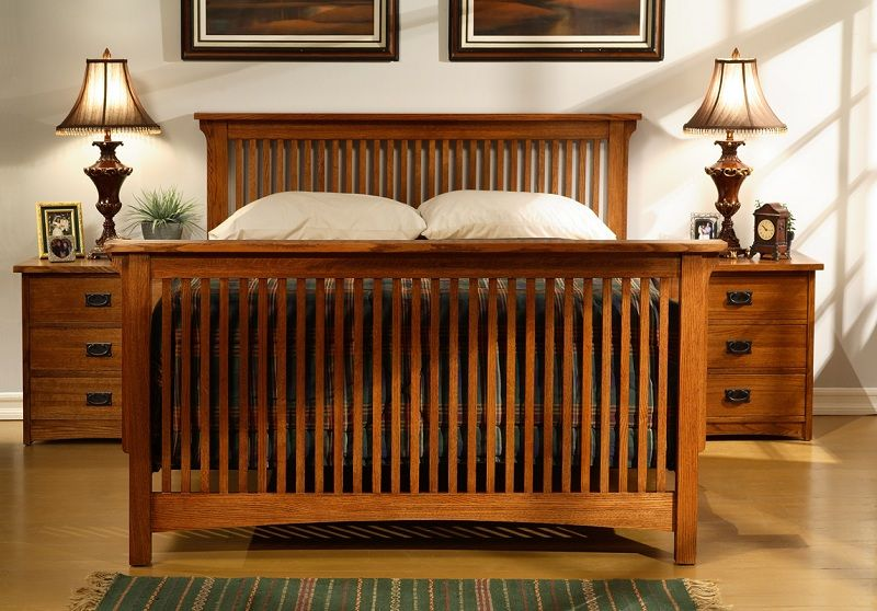 Mission Style Furniture | Mission style bedroom furniture, Mission .