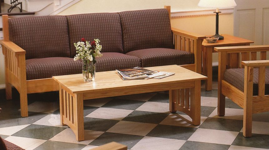 What Is Mission Style Furniture & Why Is It Great For Residence Hall