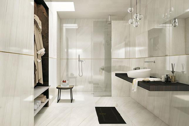 Modern-bathroom-tile-ideas | Décor A