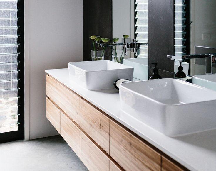 8 Beautifully Chic Bathroom Vaniti