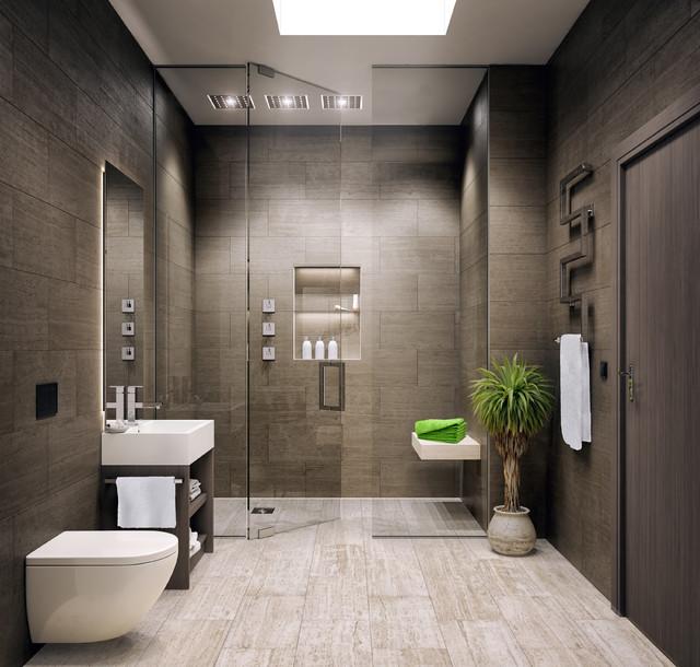 Le Bijou Studio Apartment - Modern - Bathroom - Other - by Le Bij