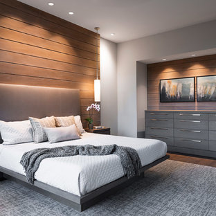75 Beautiful Modern Bedroom Pictures & Ideas | Hou