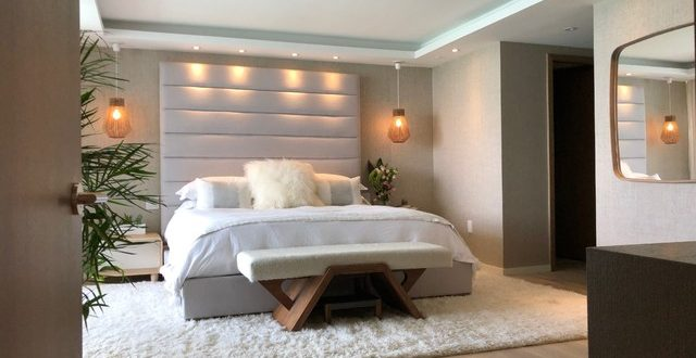 Miami Beach Modern Condo - Modern - Bedroom - Miami - by Kay Story .