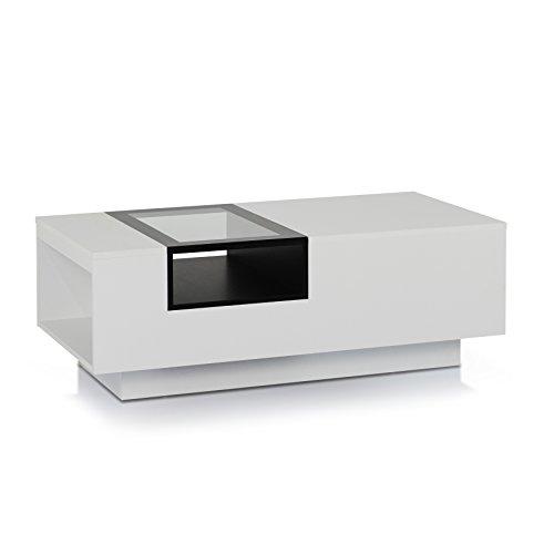 Amazon.com: ioHOMES Dekker Modern Coffee Table, White: Kitchen .