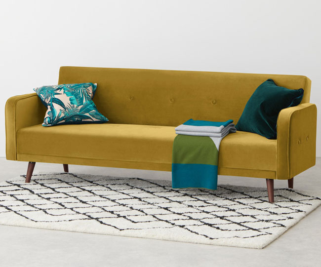 10 of the best midcentury modern sofa beds - Retro to
