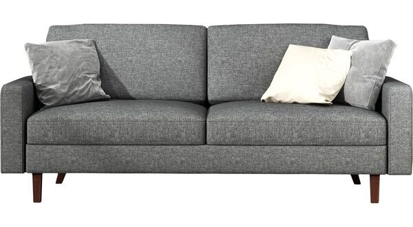 "McKenly Modern 69.7"" Square Arm Sofa & Reviews 