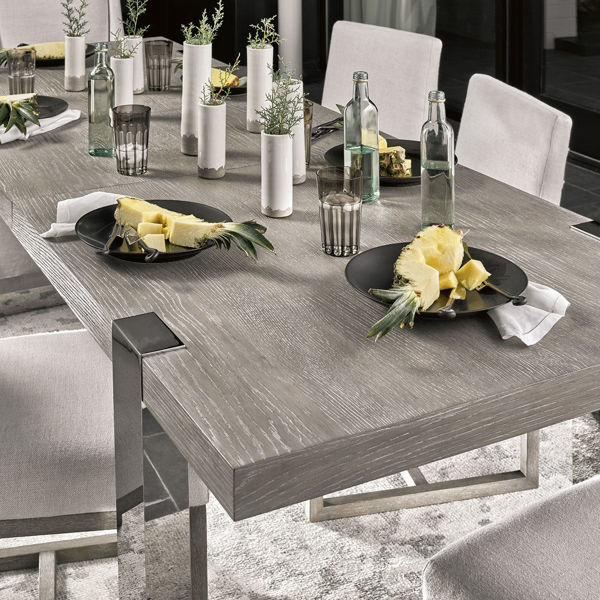 Modern Desmond 7 Piece Dining Room Set by Universal Furniture .