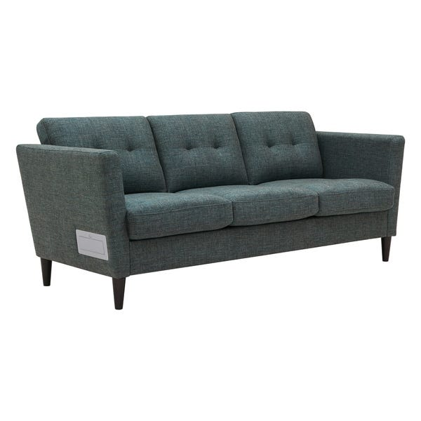 Shop Carson Carrington Vestfold Modern Fabric Sofa - On Sale .