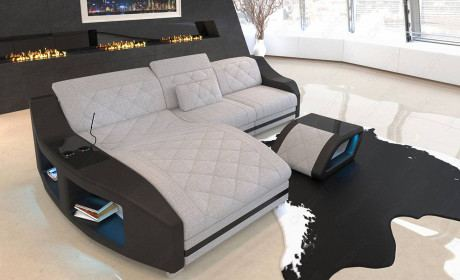 Modern Fabric Sofas and Sectionals | Sofa Drea