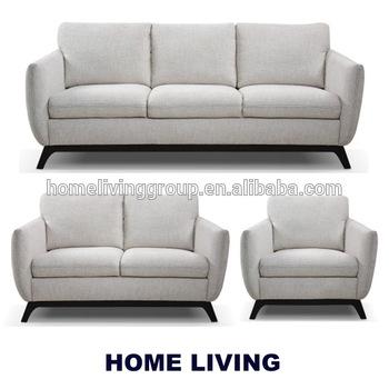 Mw-18 High Quality Modern Fabric Sofa Set For Living Room .