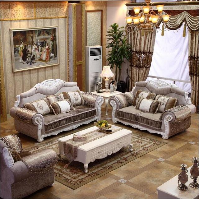 living room furniture modern fabric sofa European sectional sofa .