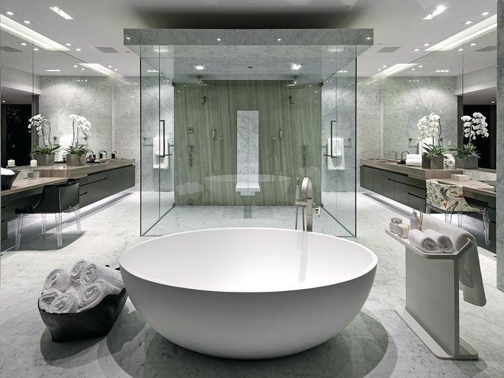 Modern High End Bathrooms Modern Luxury Bathroom Designs Modern .