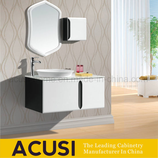China high End Customized Wooden Modern Bathroom Cabinets and .