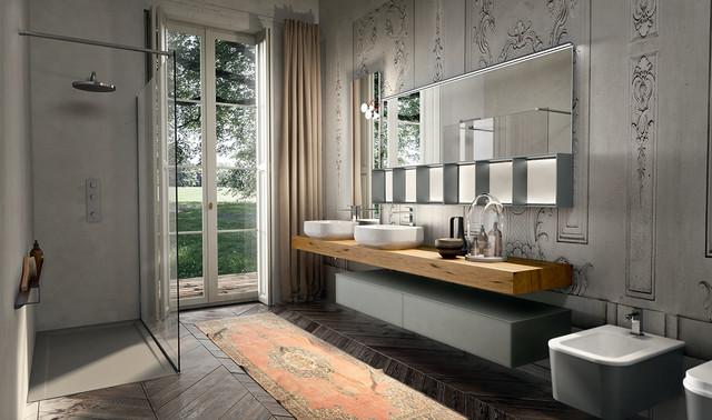 Modern High End Bathroom Vanities