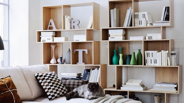 Ultra Modern Home Library Design Ide