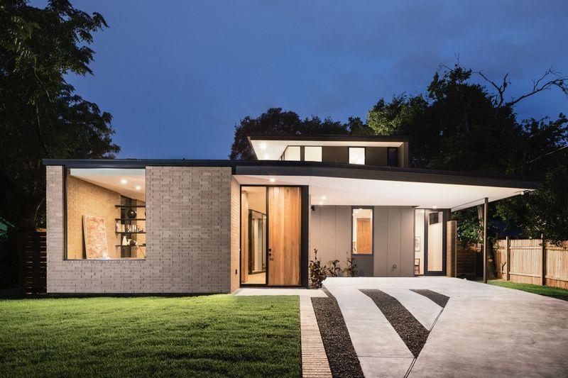 abode homes modern home building - Abode Modern Hom