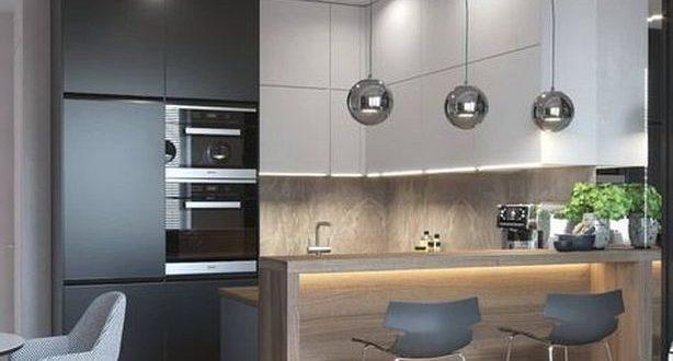 The Best Modern Kitchens | Kitchen interior design modern, Kitchen .