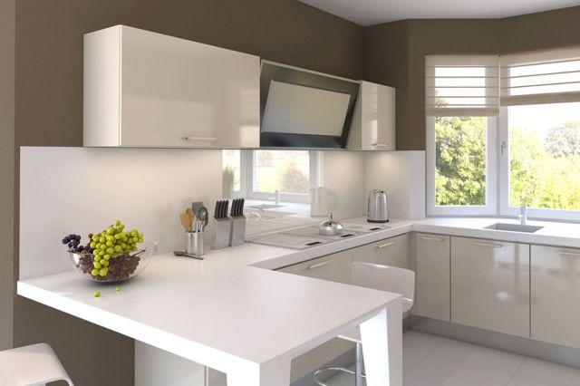 Modern Small Kitchen Ide