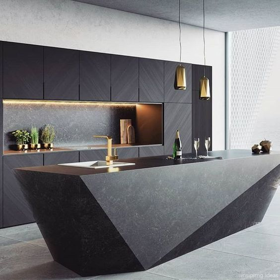 14 Best Modern Kitchen Design Ideas - futuri