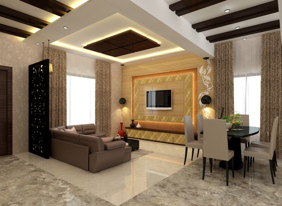 40 Modern living room design makeover ideas 20