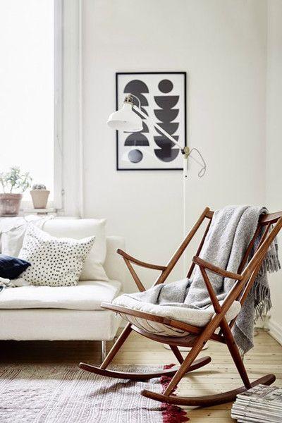 Rocking Decor in 2019 | House design, Home living room, Teak .