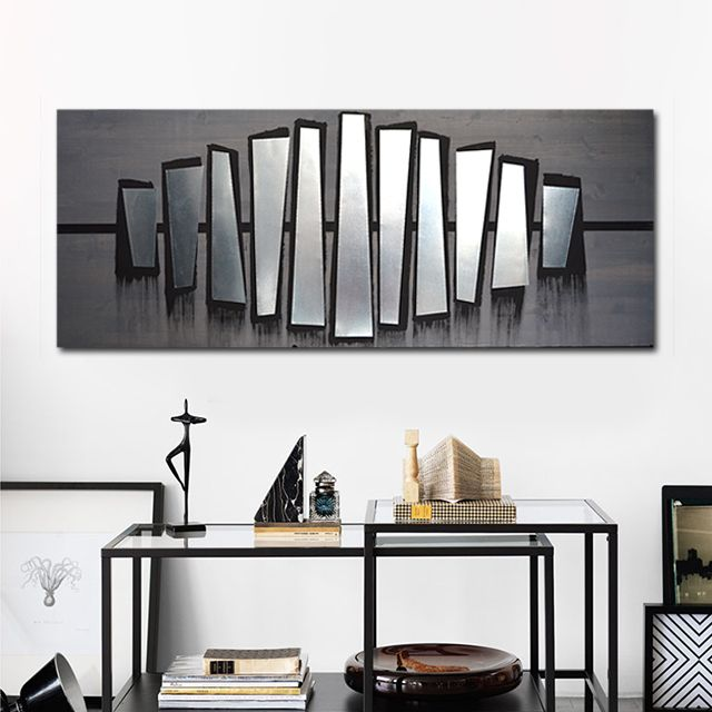 Buy a Custom Fierce Parallel 60x24 - Wood Wall Art, Metal Wall Art .