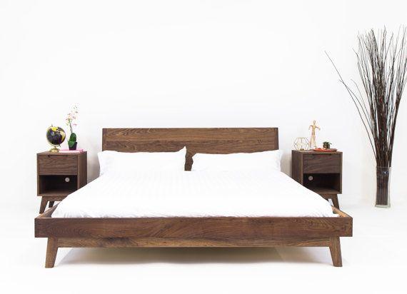 Modern Wooden Bed Frames